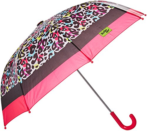 Western Chief Kids Character Umbrella, Groovy Leopard, One (Kids Leopard)