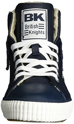 Blu B38 3716 British Knights Collo Alto Navy Uomo A Ra5R0xwvTq