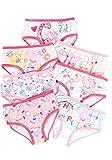 Peppa Pig Girls 7-pack Underwear, by Jellifish Kids