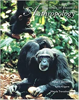 Book Essentials of Physical Anthropology (with InfoTrac) (Available Titles CengageNOW) by Robert Jurmain (2005-04-06)