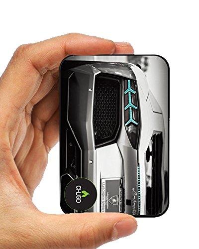 Bateria Portátil Mundo Más Pequeño 10000 mAh Externa Cargador Banco de Energía CHJGD Tarjeta de Crédito