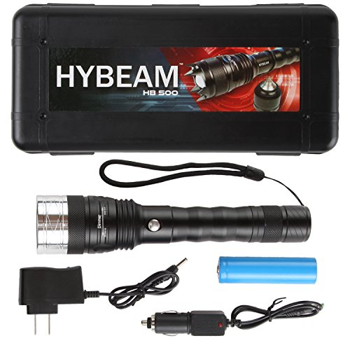 Hybeam Hb 500 Ultra Bright 500 Lumens Led Tactical