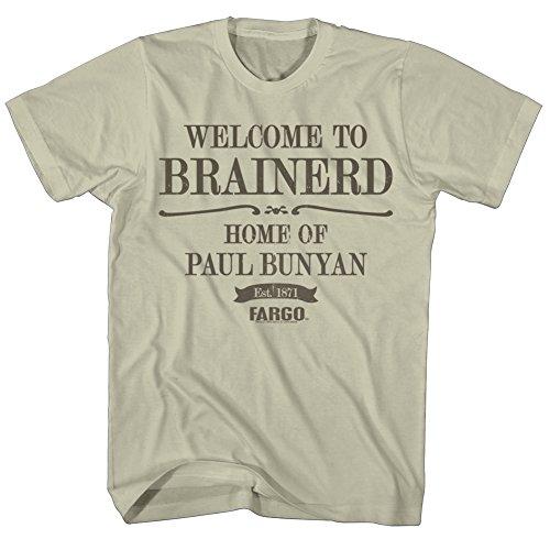 fargo-welcome-to-brainerd-t-shirt-khaki-large