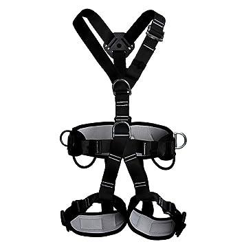 OYLXQ Cinturones de arnés de protección de Seguridad del Cuerpo ...