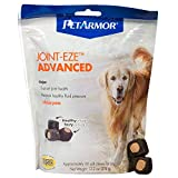 PetArmor 60 Count Joint-Eze Bag of Advanced Chewables for Dogs