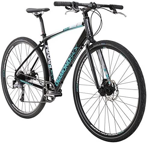 Diamondback Bicycles Women's 2016 HaanJenn Metro Road Bike