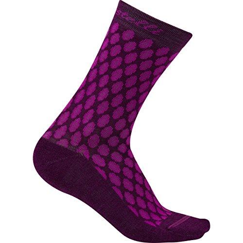 資料鉄壁紙Castelli 2017 / 18 Sfida 13 Wool Cycling Sock – r17546