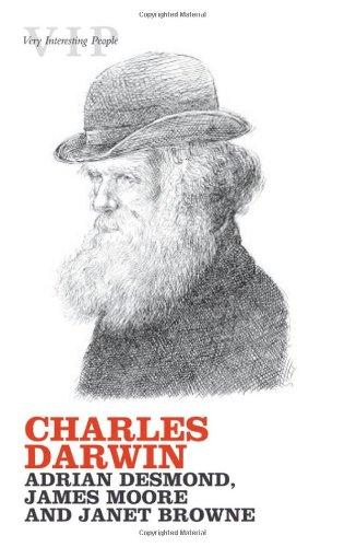 Charles Darwin (Very Interesting People Series)