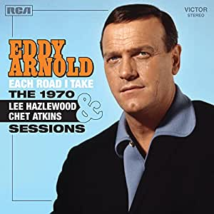 Each Road I Take--The 1970 Lee Hazlewood & Chet Atkins Sessions