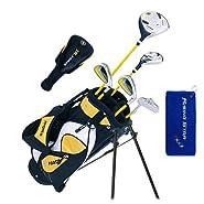 Winfield Junior Force Kids Golf Clubs Set / Ages 5-8 Yellow