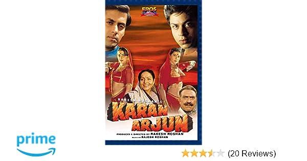 Amazon com: Karan Arjun: Rakhee Gulzar, Salman Khan, Shah