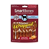 Smartbones Chicken-Wrapped Sticks For Dogs, 8 Count