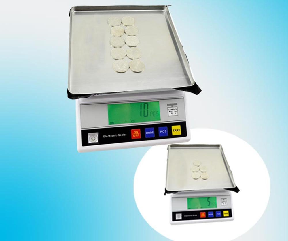 Amazon.com: Industrial Counting Scales food scale medicine scales ...