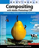 Real World Compositing with Adobe Photoshop CS4, Dan Moughamian and Scott Valentine, 0321604539
