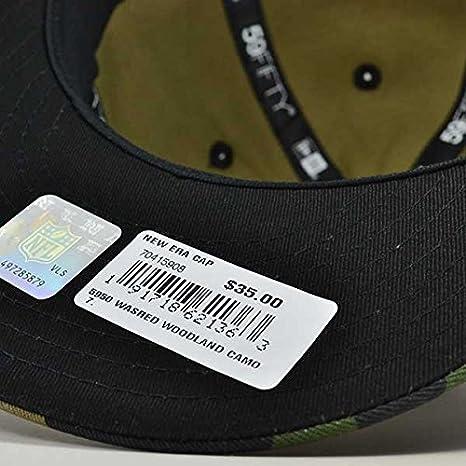 Amazon.com   Washington Redskins New Era NFL Woodland Camo 59Fifty Fitted  Hat   Sports   Outdoors d372fc72b