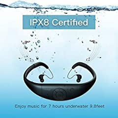 Do you want a headphone that integrates MP3 and conversation? Do you want a mp3 with 8GB memory that can download 2000 songs ? Do you want a MP3 swimming headset with FM and timer? Try to Tayogo's W12 MP3 swimming headphones! Bluetooth...