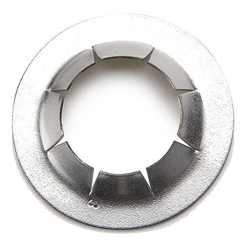 Parker 5GR-pk20 Plastic Fitting, Fast-Tite, Tube, Plastic, Compression Grab Ring, 5/16
