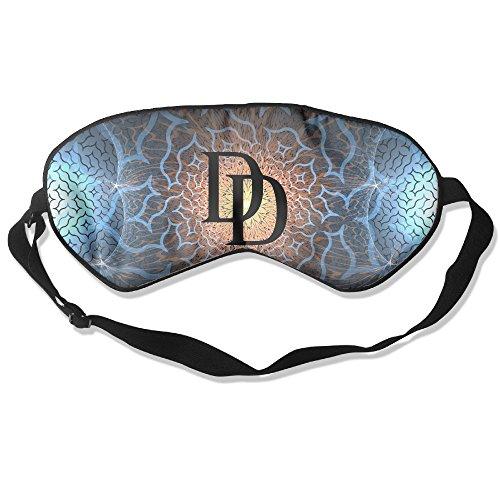 Daredevil Ben Affleck Costumes (BUOIE Sleeping Mask Daredevil Logo Eye Bag)