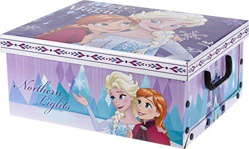 Elyte Retail Frozen - Caja de almacenaje con tapa y asas con Anna ...
