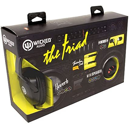 73334a94be5 Amazon.com: Wicked Audio Speaker, Ear Buds & Headphones Bundle: Home Audio  & Theater