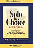 Solo by Choice, Second Edition