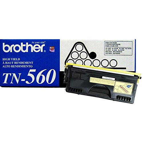 Brother TN-560 High-Yield Toner Cartridge - Retail Packaging Brother Hl 5040 Toner