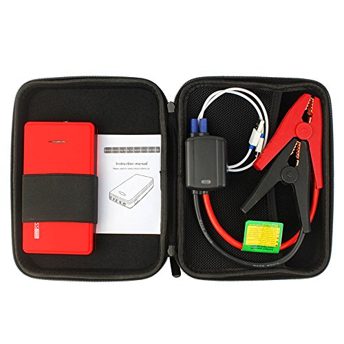 Portable Battery Booster For Cars - 4