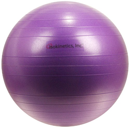 Exercise Ball 75cm Anti Burst: Isokinetics Inc. Brand Exercise Ball
