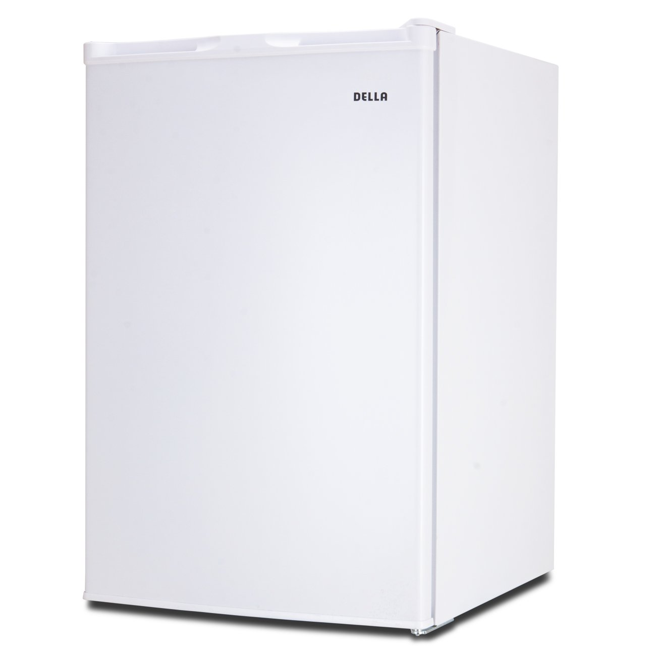 Della Compact Single Reversible Door Upright Freezer, 3.0 Cubic Feet, White
