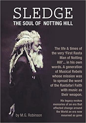 Book Sledge The Soul of Notting Hill by M. G. Robinson (2015-07-28)