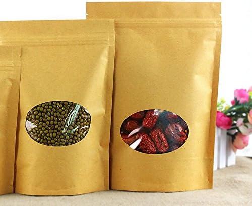 """30 x petits sacs en papier Traiter Sacs faveur 4.1//2/""""x 3/"""" blanc en Relief Confettis Sacs"""
