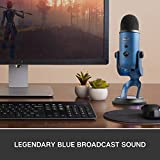 Blue Yeti USB Mic for Recording & Streaming on PC