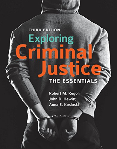 Exploring Criminal Justice (Cj Access Code)