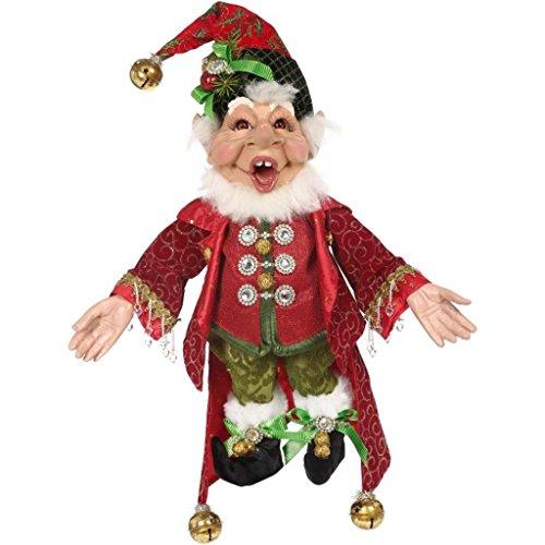 Mark Roberts Elves, Jolly Old Elf 51-68228 Medium 17 Inches ()