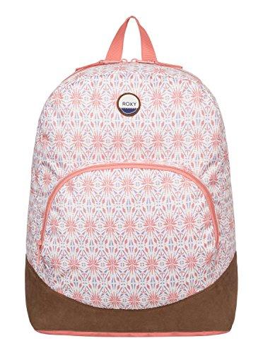 Roxy Womens Roxy Fairness - Medium Backpack - Women - One Size - White Bright Star Pristine One Size