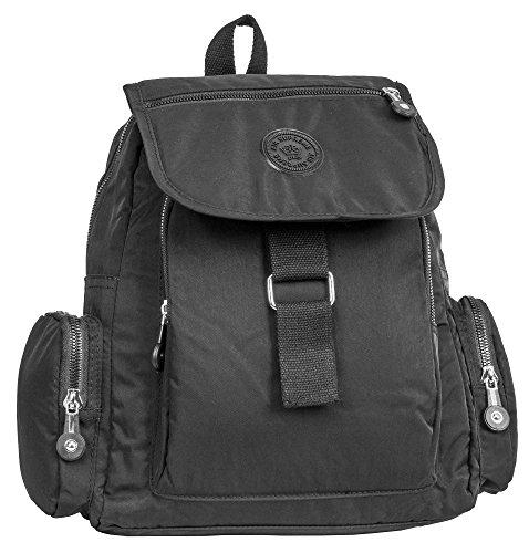 Big porté dos main Black femme 5 Shop à Handbag Backpack Style au Sac pour rRwXqfraU
