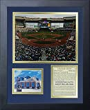 "Legends Never Die ""Milwaukee Brewers Miller Park"" Framed Photo Collage, 11 x 14-Inch"