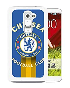Popular Custom Designed Cover Case For LG G2 With Chelsea White Phone Case 11