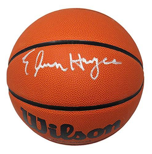 Autographed Elvin Hayes Basketball - Wilson NCAA - Autographed Basketballs