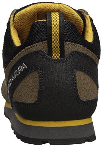 SCARPA Light Shoe Crux Brown Approach Mustard Men's w6FCqwa