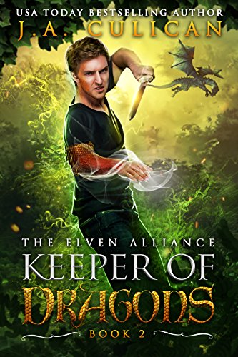 Keeper Dragons Elven Alliance Book ebook product image