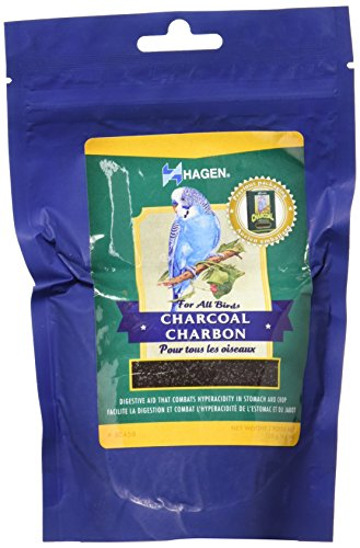Pictures of Hagen Bird Charcoal 4 oz B2458 1