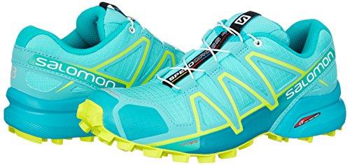 Pour 4 Curacao blue De Trail Bleu Course Speedcross Chaussures Femmes Salomon Pied Bluebird w6Ifxqaq0