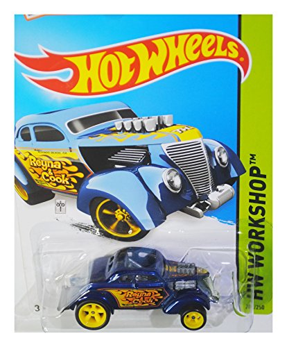 hot wheels 2015 treasure hunts - 5