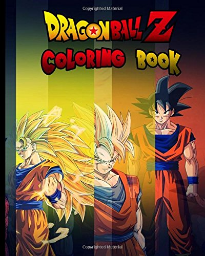Download Dragon Ball Z: Coloring Book for Kids and Adults ebook