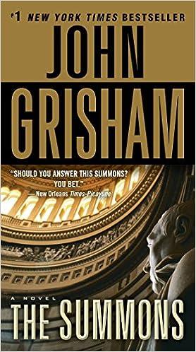 John grisham-summons
