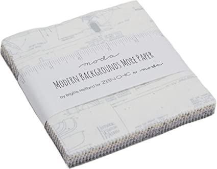 Amazon.com: Moderno fondos más encanto de papel Pack por ...