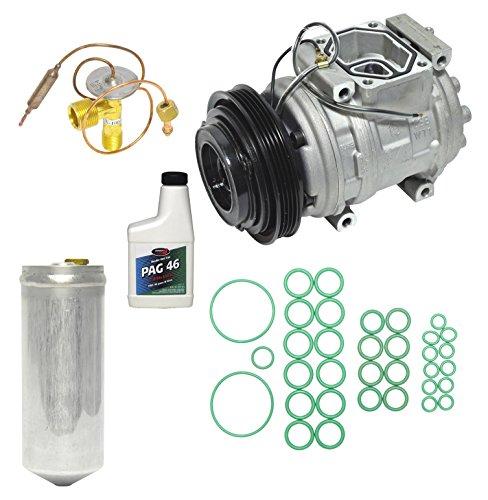 Universal Air Conditioner KT 3750 A/C Compressor and Component - Conditioner Civic Air Honda 2000