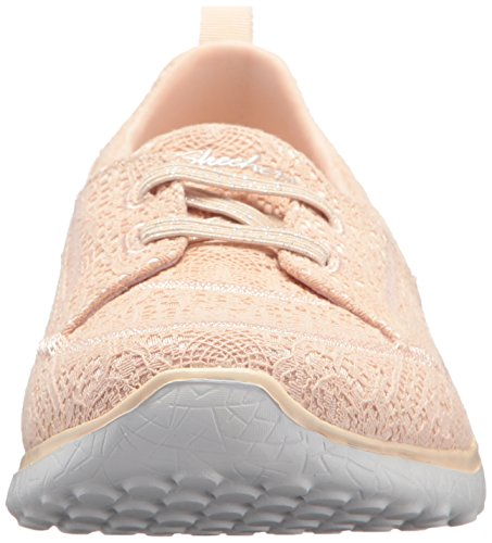 Skechers Women's Microsburst Gentle Gauze Sneaker Peach Manchester cheap pay with paypal cheap good selling pzWkn