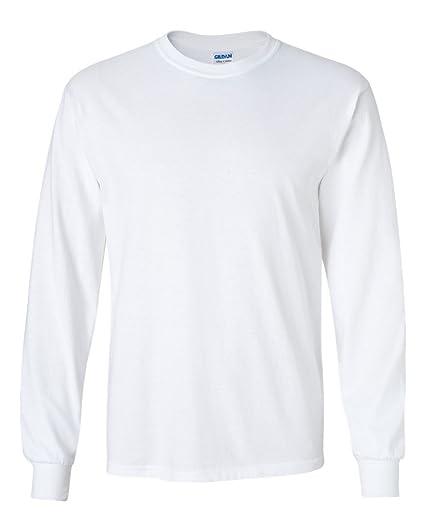 e12682a0812c Gildan 2400 - Classic Fit Adult Long Sleeve T-shirt Ultra Cotton - First  Quality